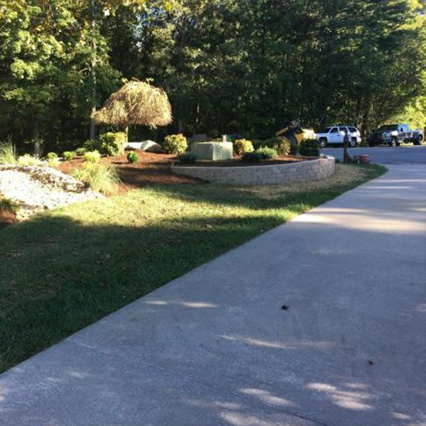 commercial landscaping boone nc