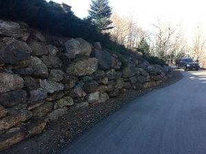 retaining walls Boone NC