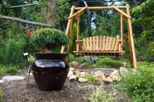 Landscaping in Valle Crucis